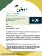 Ficha TEcnica CAREX