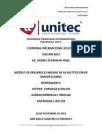 Trabajo Grupal- Modelo Sustitucion de Importaciones (2)