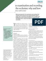 ocluzologie articol