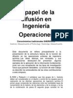 El papel de la difusión en Ingeniería OPUS.pdf
