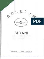 Boletim SIOANI 002 Agosto de 1969