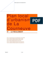 Plan Local d'Urbanisme de La Courneuve