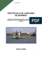 09 Protocolo de Carcamo de Bombeo..
