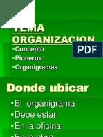 1- organizacion