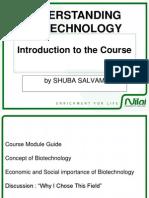 Understanding Biotech