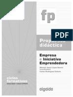 Empresa e Iniciativa Emprendedora (Manuel Jesus Lopez)