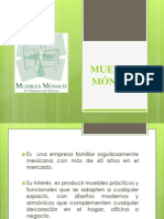 MUEBLES MÓNACO