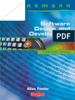 Heinemann Software Design and Development