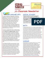 newsletter sept  19