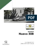 Ficha Nuevo 308