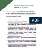 Instrucciones Para Avances Ficheo Documental