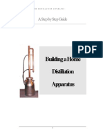 ! - Buidling a Home Distillation Apparatus - A Step by Step Guide