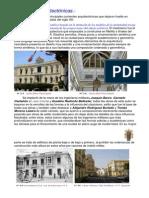 Corrientes Arquitectonicas