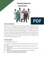 Module 5- Nursing Diagnosis