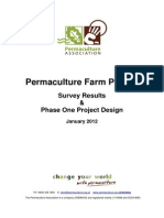 Permaculture Farm Project