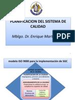 3 .- Planificacion Del Sistema de Calidad