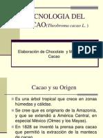 Tecnologia Del Cacao