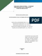 ATPS - Psicologia Da Educação