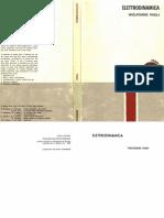 Pauli Elettrodinamica (Classical Electrodynamics; Boringhieri 1966)