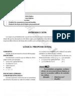 Logica Proposicional Ejercicios y Problemas Resueltos en PDF y Videos _ Matematicas Ejercicios Resueltos