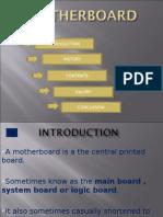 Engineering Computing - Motherboard (PowerPoint)