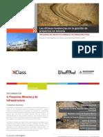 Proyectos Mineros y de Infraestructura II
