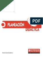 planacion didactica