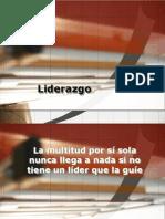 Exposicion de Liderazgo