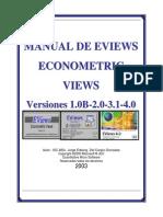 EViews Manual 2003
