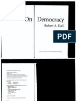 Dahl R. - On Democracy - Ch. 4 5