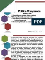 Tema 1 Política Comparada