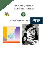 Modulo Geometria Analitica Cisneros