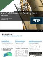 Presentacion Structural Detailing 2011
