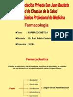 CLASE 06 - Farmacocinetica