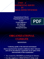 Unit - 4 Organizational Climate,Organizational Process, Leader_2