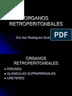 Organos Retroperitoneales