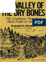 Valley of Dry Bones - Rudolph Windsor
