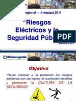 5. Riesgos Electricos y La Seguridad Publica