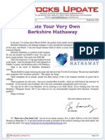 Create Your Very Own Berkshire Hathaway