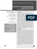 1. Valencia, Isaza, & Manrique (2012) Cmaleon Interfaz de Control de Medios Para Dispositivos Moviles