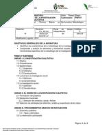 317. Metodología de La Investigación Cualitativa