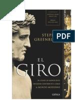 Greenblatt Stephen - El Giro