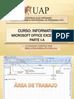6. Excel-2007 Parte I-A_2014-2c Ingenieria Civil