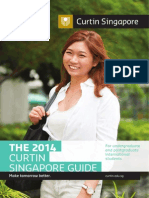 Curtin Singapore International Student Brochure