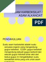 Asam Karboksilat.p.point