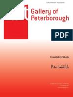 Art Gallery of Peterborough report Appendix B