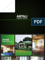 Amtali Nature Resort Brochure