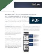 Infinera DTN-X Brochure
