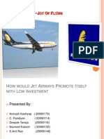27956623 Jet Airways Ppt