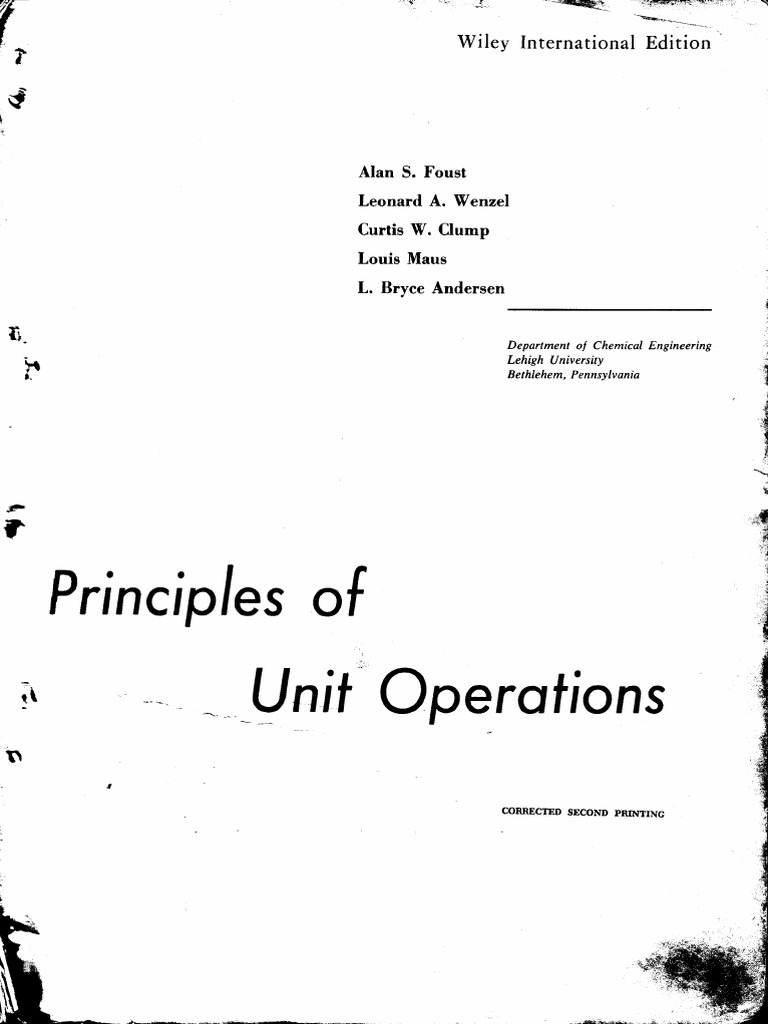 Faust principles of unit operation second edition phase matter faust principles of unit operation second edition phase matter vapor fandeluxe Images